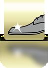 Aufhören wenn Schuh glänzt - ES